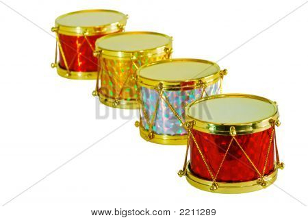 Christmas Drums