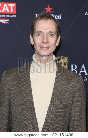 LOS ANGELES - JAN 6:  Doug Jones at the 2018 BAFTA Tea Party Arrivals at the Four Seasons Hotel Los Angeles on January 6, 2018 in Beverly Hills, CA