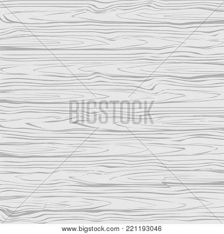 Wood texture background, vector wood grain. Vector illustration