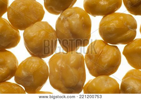 Legumes chickpeas healthy nutrition garbanzo beans traditional diet without rind