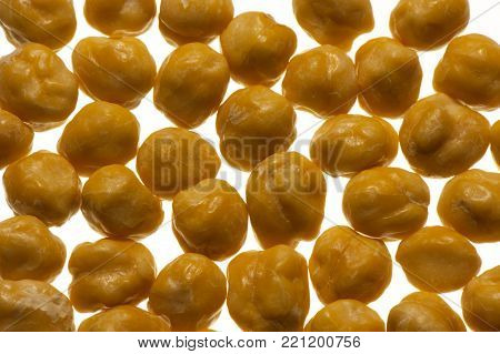 legumes chickpeas healthy nutrition garbanzo beans without  rind