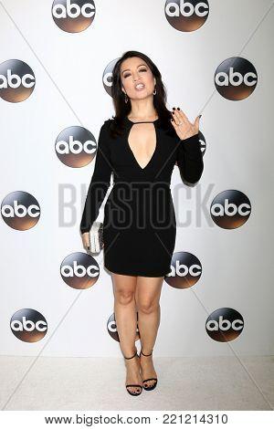 LOS ANGELES - JAN 8:  Ming-Na Wen at the ABC TCA Winter 2018 Party at Langham Huntington Hotel on January 8, 2018 in Pasadena, CA