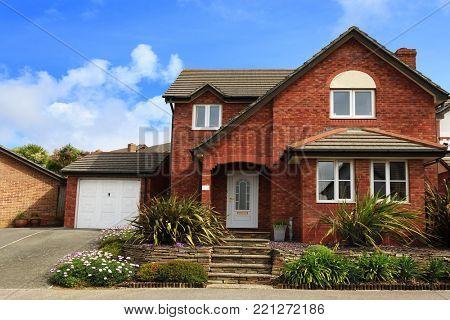 Typical english house,uk