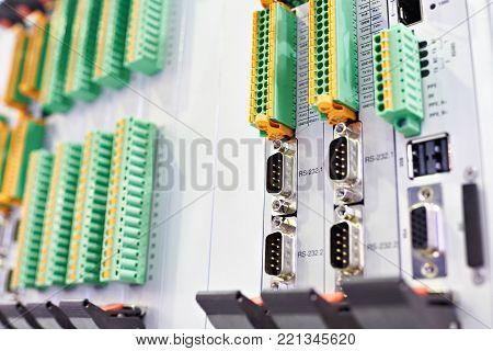 The modern programmable logic controller the closeup