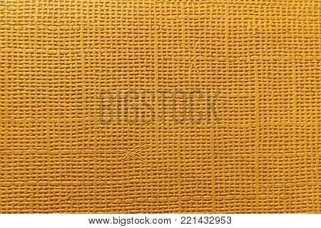 Light brown linen texture for the background, close