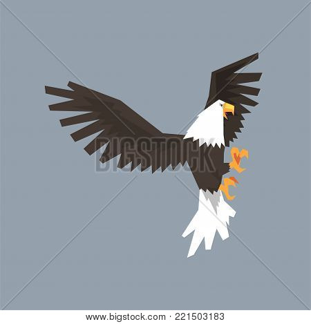 North American Bald Eagle Vector Photo Bigstock