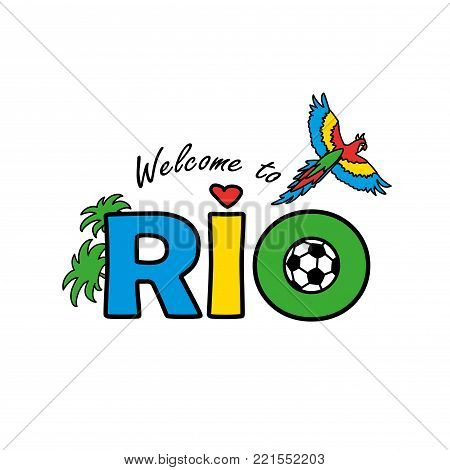 Welcome To Rio,