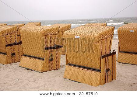 Beach by the sea