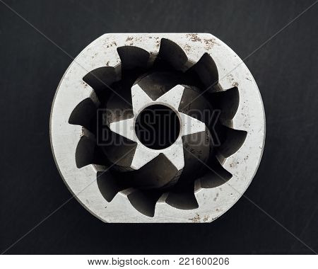coffee machine grinder conical blades spare part