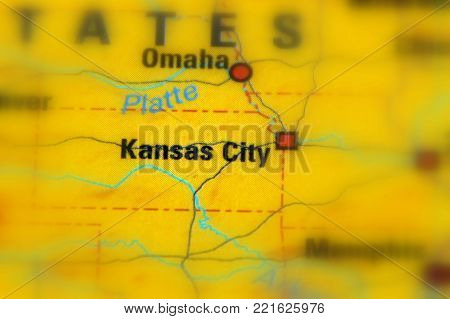 Kansas City, A City In The State Of Missouri, United States (u.s.)