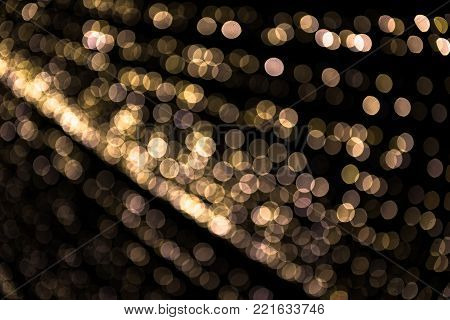 Bokeh Night Light