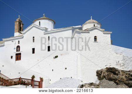 Church On A Hilltop