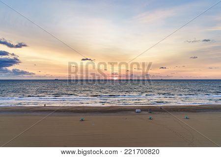 Virginia Beach Sunrise, Virginia Beach, Virginia USA