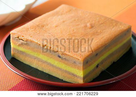 Sarawak Layer Cake