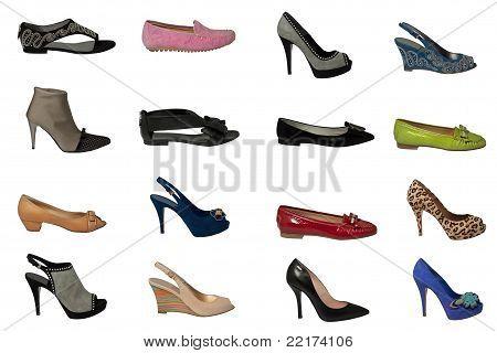 The footwear