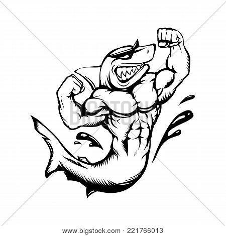 Shark illustration. Shark illustration Vector. Shark illustration Art. Shark illustration eps. Shark illustration Image.