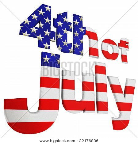 4th. Of July