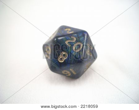 Twenty Sided Die