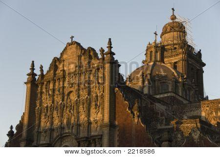 Metropolitan Cathedral Sacristy Chapel