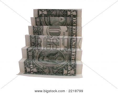 Money Staircase