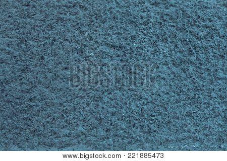 the texture of a wall marble facets background blue color