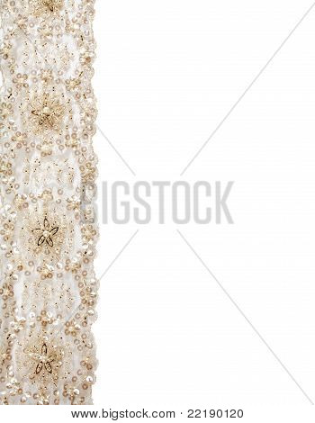 Wedding Lace Backbround