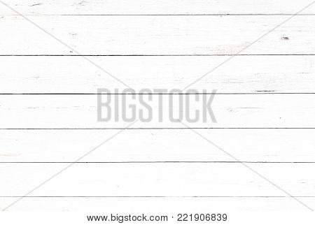 Wood texture white background, wood planks. Grunge wood, white painted wooden wall pattern