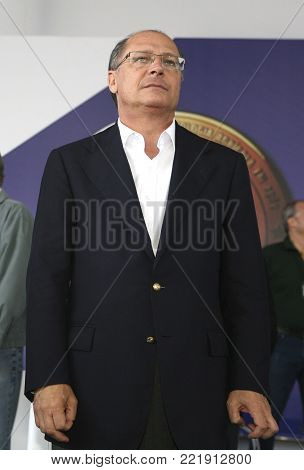 Henrique Meirelles, Minister Of Finance Of Brazil