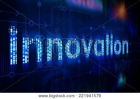 Future And Innovate Concept