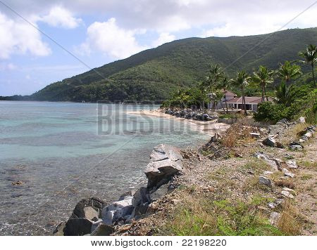 Mahoe Bay, Virgin Gorda, BVI