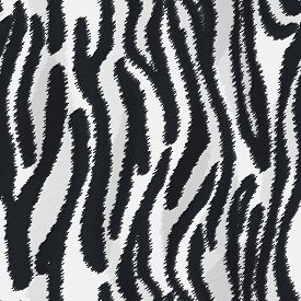 Seamless leather texture. Zebra fur texture. Zebra pattern, animal safari skin texture. Animal print. Vector illustration. Design elements for your projects, fabrics, prints, wallpaper, wrapping