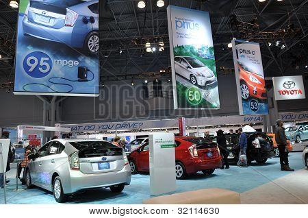 Toyota Prius C Auto
