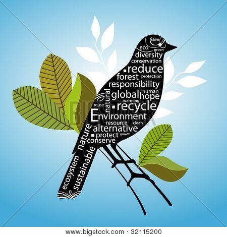environmental bird
