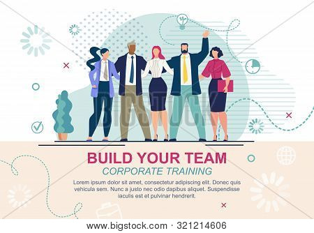 Informative Banner It Written Build Your Team. Corporate Training. Experts Realize Their Potential I