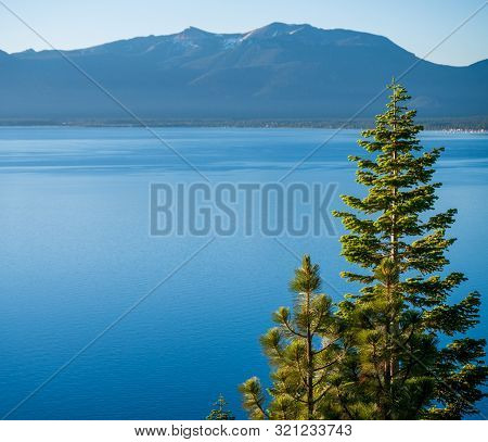 Dl Bliss State Park, Lake Tahoe Ca