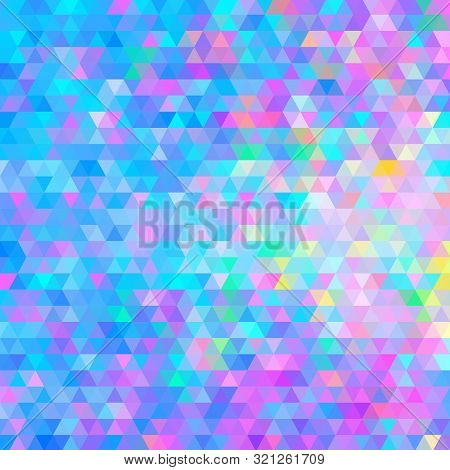 Awesome Geomeric Abstract Poligonal Mosaic. Triangle Low Poly Abstract Background. Abstract Geometri