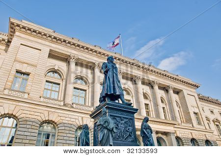 Abgeordnetenhaus, The State Parliament Of Berlin, Germany