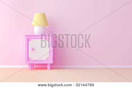 princess nightstand