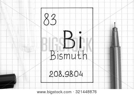 Periodic Table Image Photo Free Trial Bigstock