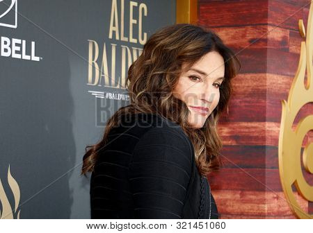 Caitlyn Jenner at the Comedy Central Roast of Alec Baldwin held at the Saban Theatre in Beverly Hills, USA on September 7, 2019.