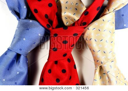 Three Neckties