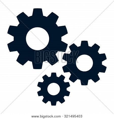 Gear Icon, Gear Icon Eps10, Gear Icon Vector, Gear Icon Image, Gear Icon Vector Design Illustration,