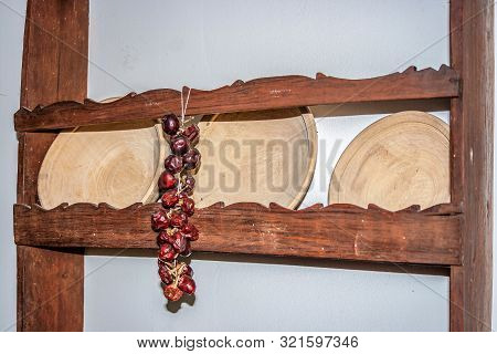 Specific Objects From One Interior Of Farmhouse In The Banat Region - Part Of Transylvania, Romania.