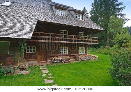 Schwarzwald house