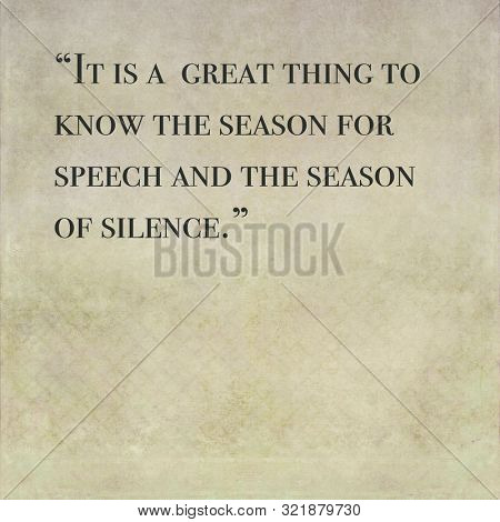 Wise quote by ancient Roman stoic philosopher Seneca against textured background
