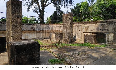 Singapore- 06 Sep, 2019: Mount Imbiah Battery Located In Sentosa Island, Singapore. The Mount Imbiah