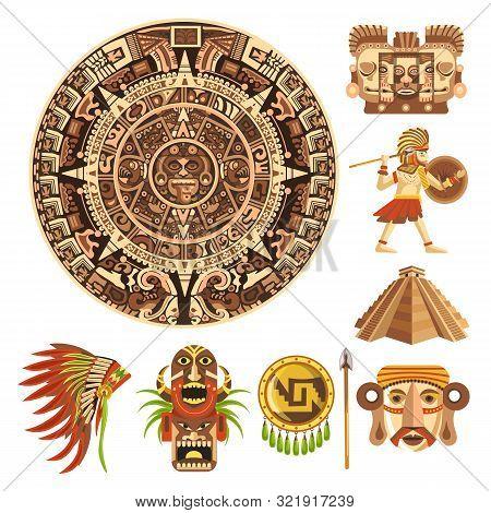 Mayan Or Aztec Culture, Maya Calendar, Mexican History