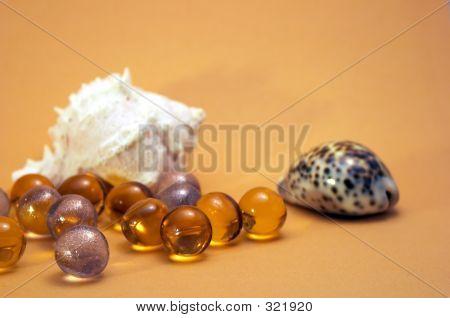 Bath Beads And Shealls