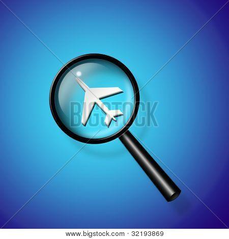 Air travel search