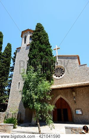 Esglesia Del Port De Soller Church, Mallorca Island, Spain